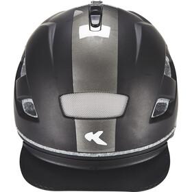 KED Berlin helm grijs/zwart